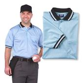 "Dalco ""Light Blue/Black Collar"" Umpire Shirts"