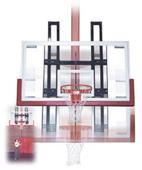 Basketball Backboard Height Adjuster 36x62 Mount