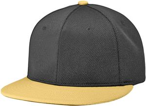 (COMBO) BLACK CROWN/VEGAS GOLD VISOR