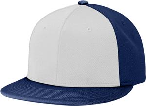 (ALTERN.) WHITE FRONT PANEL/NAVY PANELS &amp; VISOR
