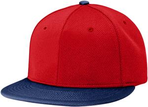 (COMBO) RED CROWN/NAVY VISOR