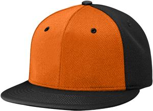 (ALTERN.) ORANGE FRONT PANEL/BLACK PANELS & VISOR