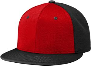 (ALTERN.) RED FRONT PANEL/BLACK PANELS & VISOR