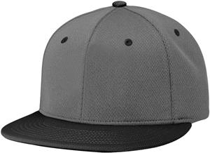 (COMBO) CHARCOAL CROWN/BLACK VISOR