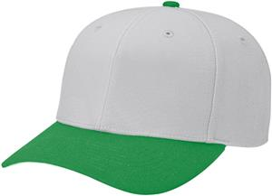 (COMBO) GREY CROWN/KELLY VISOR