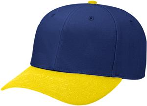 (COMBO) NAVY CROWN/GOLD VISOR