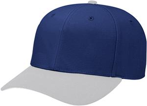 (COMBO) NAVY CROWN/GREY VISOR