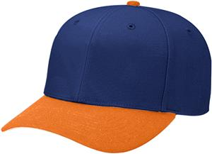 (COMBO) NAVY CROWN/ORANGE VISOR