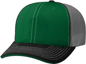 DARK GREEN/BLACK/CHARCOAL