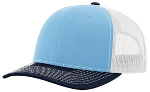 COL. BLUE/WHITE/NAVY (TRI-COLOR)