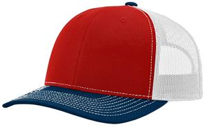 RED/WHITE/NAVY (TRI-COLOR)