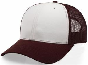 WHITE/MAROON (ALTERNATE)