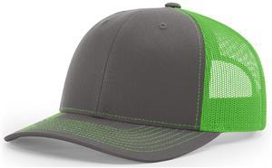 CHARCOAL/NEON GREEN (SPLIT)