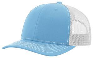COLUMBIA BLUE/WHITE (SPLIT)