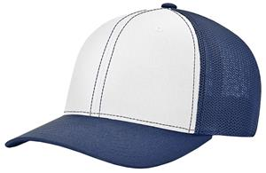 (ALTERN.) WHITE FRONT PANEL/NAVY VISOR & SIDE