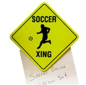 Rixstine Soccer Xing Map
