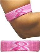 Red Lion Breast Cancer Awareness Armbands (PAIR)
