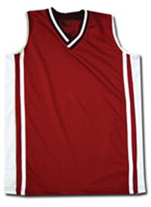 MAROON/WHITE  (HOME)