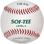 Martin Sports Level 5 Official League Tee Balls