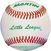 Martin Tournament Approved Little League Baseballs