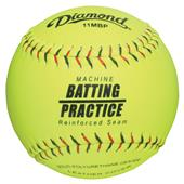 "Diamond 11MBP Pitching Machine 11"" Softballs"