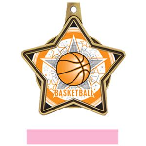 GOLD MEDAL / PINK RIBBON