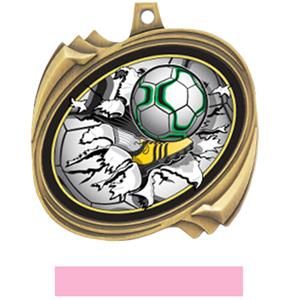 GOLD MEDAL PINK RIBBON