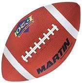 Martin Intermediate Size Rubber Football