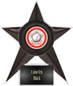 "Hasty Awards Baseball Stellar Ice 7"" Trophy"