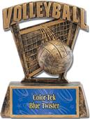"Hasty Awards ProSport 6"" Volleyball Resin Trophies"
