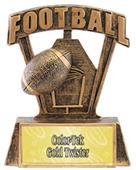 "Hasty Awards ProSport 6"" Football Resin Trophies"