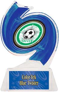 BLUE TROPHY/BLUE TWISTER LABEL/ALL-STAR MYLAR