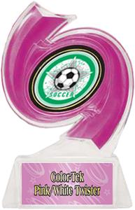 PINK TROPHY/PINK TWISTER LABEL/ALL-STAR MYLAR