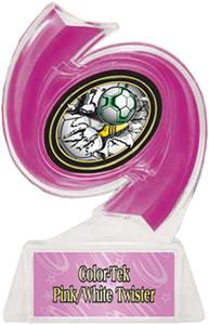 PINK TROPHY/PINK TWISTER LABEL/BUST-OUT MYLAR