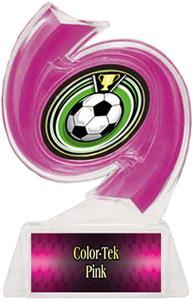 PINK TROPHY/PINK TEK LABEL/ECLIPSE MYLAR