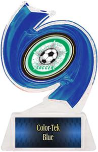 BLUE TROPHY/BLUE TEK LABEL/ALL-STAR MYLAR