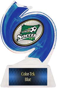 BLUE TROPHY/BLUE TEK LABEL/XTREME MYLAR