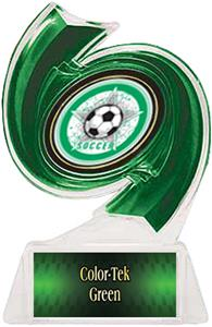 GREEN TROPHY/GREEN TEK LABEL/ALL-STAR MYLAR