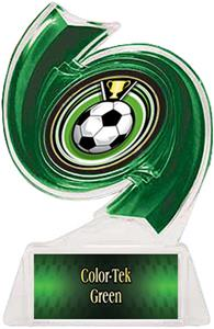 GREEN TROPHY/GREEN TEK LABEL/ECLIPSE MYLAR