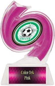 PINK TROPHY/PINK TEK LABEL/ALL-STAR MYLAR
