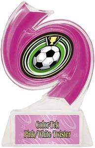 PINK TROPHY/PINK TWISTER LABEL/ECLIPSE MYLAR