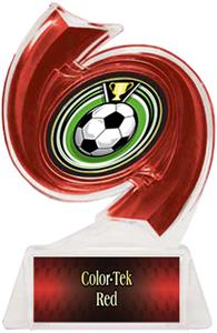 RED TROPHY/RED TEK LABEL/ECLIPSE MYLAR