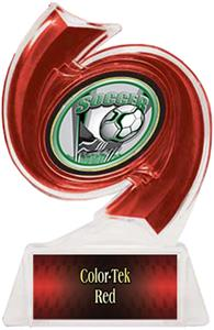 RED TROPHY/RED TEK LABEL/PROSPORT MYLAR