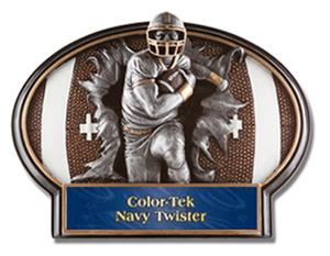 NAVY TWISTER COLOR-TEK