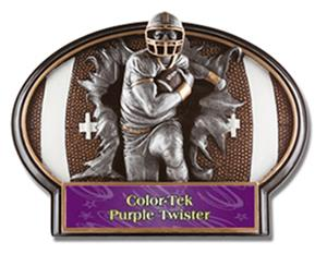 PURPLE TWISTER COLOR-TEK