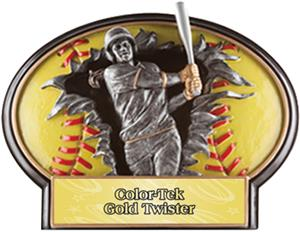 GOLD TWISTER COLOR-TEK LABEL