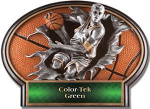 GREEN COLOR-TEK LABEL