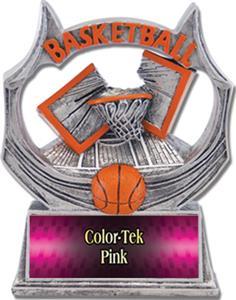 PINK COLOR-TEK PLATE