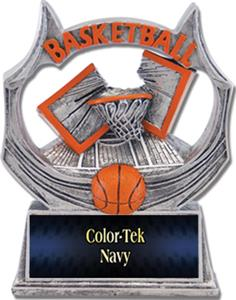 NAVY COLOR-TEK PLATE
