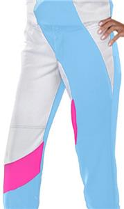 COLUMBIA BLUE/FUCHSIA/WHITE